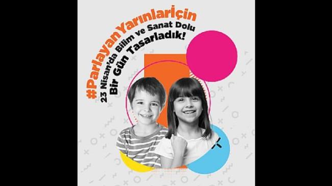 Borusan ile Bilim ve Sanat Dolu 23 Nisan Coşkusu