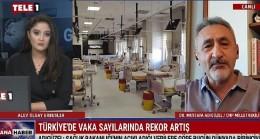 CHP Milletvekili Dr. Adıgüzel, 'Artık ölüm kol geziyor. Türkiye'de bir can pazarı var'