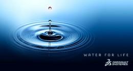 "Dassault Systèmes'den ""Yaşam İçin Su"" kampanyası"