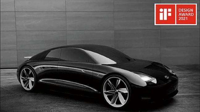 IF Design'dan Hyundai'ye Tam 14 Ödül Birden.