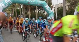 Marmaris Life – 56. Cumhurbaşkanlığı Bisiklet Turu'nun 180 kilometrelik Marmaris – Turgutreis etabı koşuldu.
