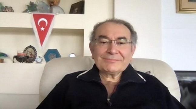 """Prof. Dr. Nevzat Tarhan: Pandemide ergoterapi ve duyu bütünlemenin önemi arttı"""""""