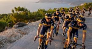 Tip1 Diyabetli Takım Cumhurbaşkanlığı Bisiklet Turu'nu ilk 11 de tamamladı