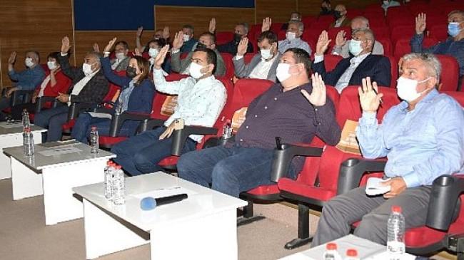Aliağa Belediyesi Mayıs Ayı Meclisi 2.Birleşimi Yapıldı