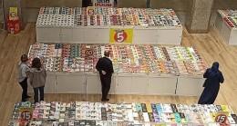ANKAmall'da kısıtlama öncesi başlayan Kitap Fuarı