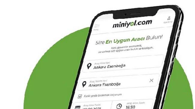 Biletall Kurucularından Yeni Online Araç Kiralama Platformu Girişimi: Miniyol