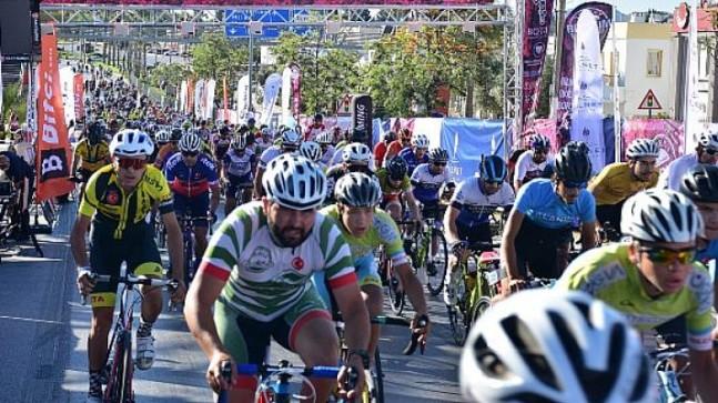 Bilnet Okulları Bodrum Halikarnas Granfodo Uluslararası Bisiklet Yol Yarışı tamamlandı