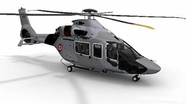 Fransız Donanması'na iki adet H160 Airbus Helikopter daha geliyor