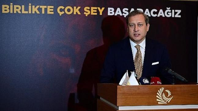 Galatasaray Spor Kulübü Başkan Adayı Burak Elmas projelerini anlattı