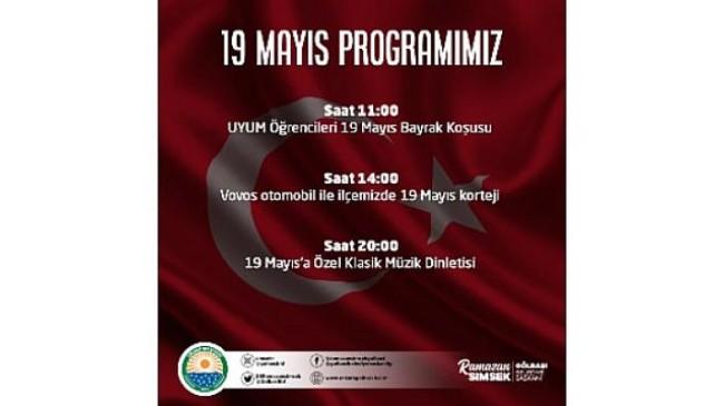Gölbaşı Belediyesi Gün Boyu Gerçekleşecek Etkinlikler ile 19 Mayıs Coşkusu Yaşatacak