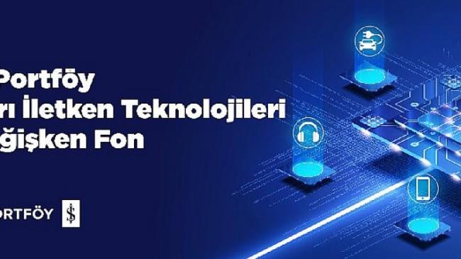 İş Portföy'den yeniden bir ilk daha!