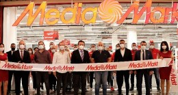 MediaMarkt'tan Mersin'e ikinci mağaza