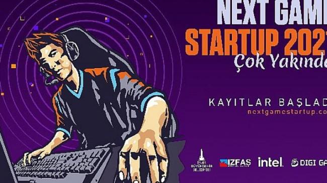 Oyun Girişimciliği Yarışması Next Game Startup 2021 Başlıyor