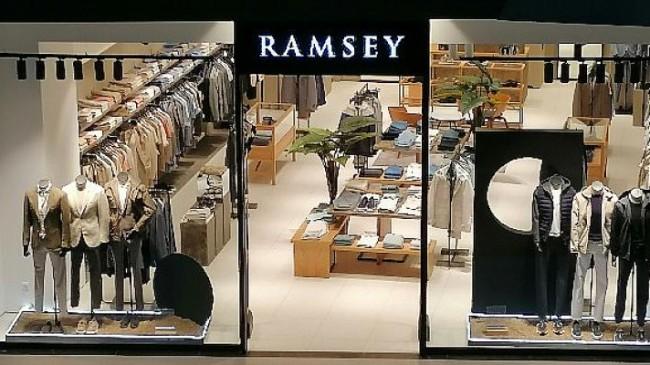 Ramsey yeni mağazasını Buyaka AVM'de açtı!