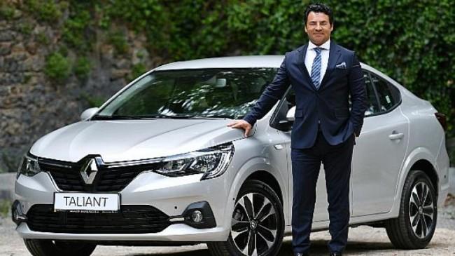 Renault'nun B-Sedan segmentindeki yeni oyuncusu Taliant, modern tasarım çizgileri, teknolojik donanımları