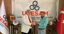 USESAM Araştırma Şirketi Yönetim Kurulu Başkanı Müseyip Erdoğmuş