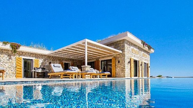 Villa Kiralamalarda En Popüler Yerler Kaş, Fethiye, Bodrum Oldu