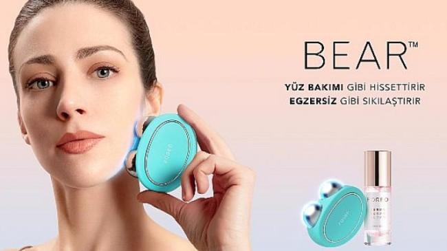 Yüz Sıkılaştırma Cihazı FOREO BEAR'ın Yeni Rengi Mint İle Tanışın!