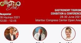 Avrupa'nın en büyük Gastronomi Turizmi Fuar ve Konferansı 7 Şehir 7 Bölge 7 Ülke teması ile kapılarını açıyor