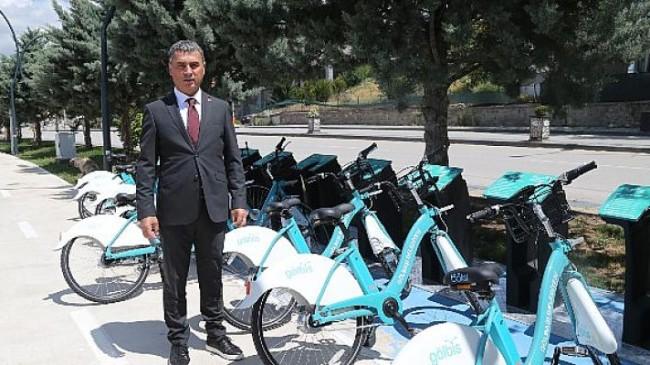 Başkan Ramazan Şimşek 3 Haziran Bisiklet Günü'nde; Ankara'nın Belediye Başkanlarına Çağrıda Bulundu
