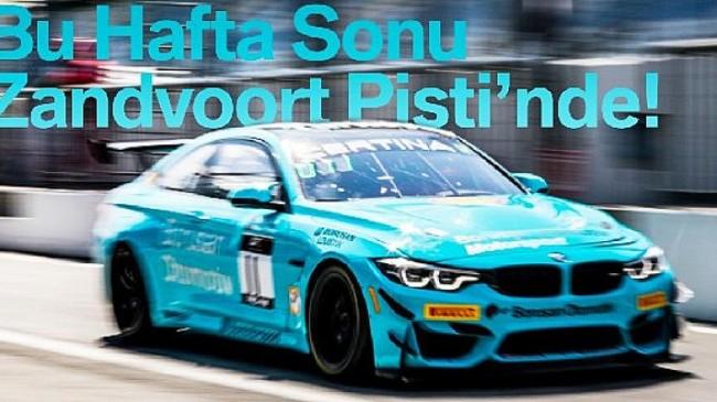 Borusan Otomotiv Motorsport GT4 Avrupa Serisi 3. Ayak Yarışları İçin Zandvoort'ta