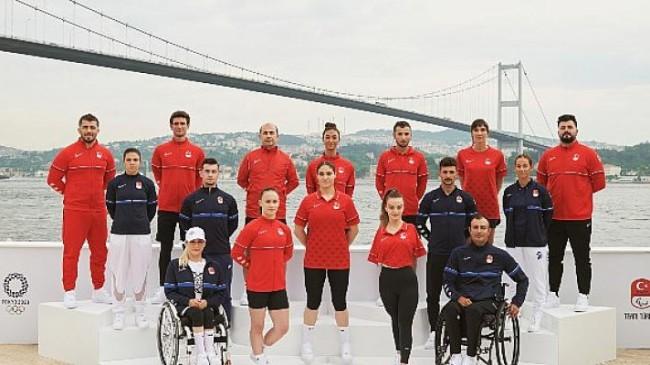 Bünyamin Aydın, Tokyo 2020 Olimpiyat ve Paralimpik Oyunları için Türkiye koleksiyonunu tasarladı