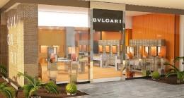 Bvlgari Bodrum mağazası açıldı.