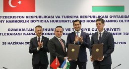 Cengiz Enerji, Özbekistan'daki ikinci doğal gaz yakıtlı kombine çevrim enerji santrali için anlaşma imzaladı.