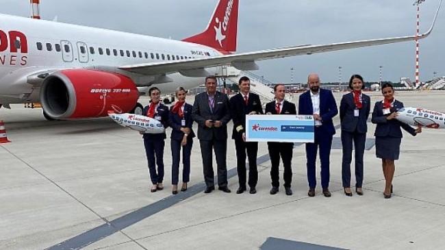 Corendon Airlines, Avrupa'dan umutlu! – Corendon Airlines'tan kapasite artışı