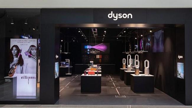 Dyson, Türkiye'deki İlk Demo Store'larını Açtı!