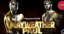 Efsanevi boksör Floyd Mayweather, Youtuber'a karşı