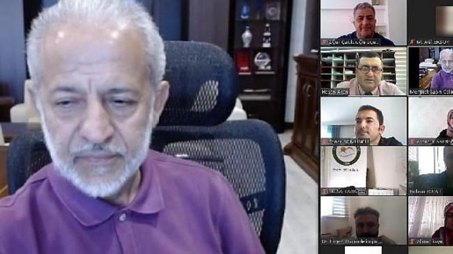 """Harran Üniversitesi Ev Sahipliğinde """"Etnobotanik Araştırma Teknikleri 3"""" Programı Başladı"""