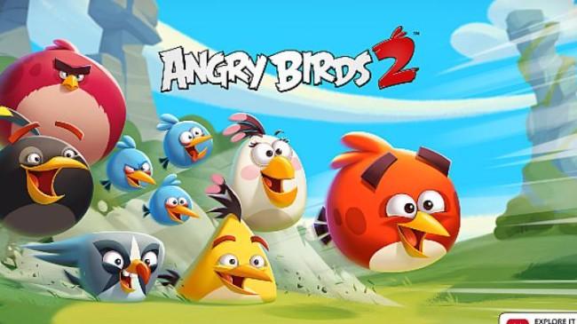 HUAWEI ve Rovio iş birliği ile Angry Birds 2 artık AppGallery'de