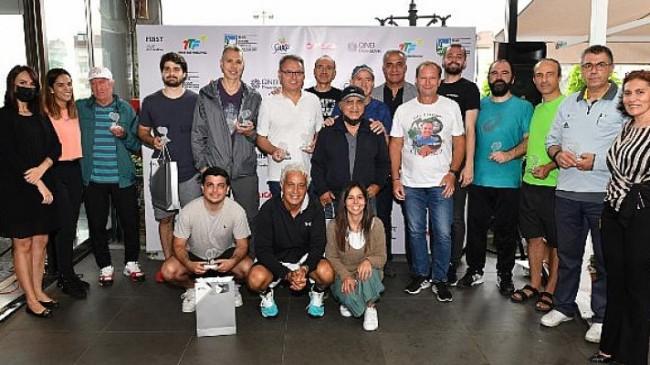 QNB First Doctors 38. Doktorlar Tenis Turnuvası sona erdi