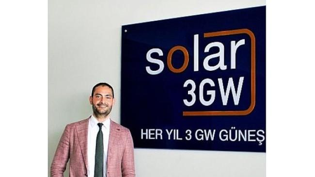Solar3GW'den Güneş Enerjisinde Yeni İş Modelleri: Doğal Gaz ve Kömür İthalatı 9 Yılda Sıfırlanabilir