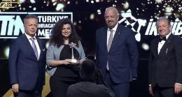 Standard Profil Grubu'na İhracatın Yıldızları Ödülü