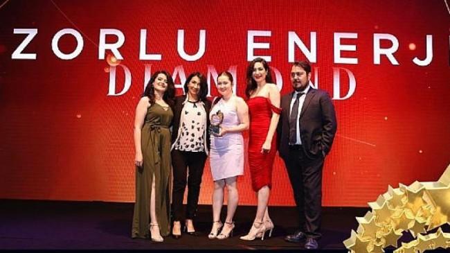 Zorlu Enerji, 3'üncü kez Türkiye'nin en yüksek müşteri memnuniyetini sağlayan markası oldu