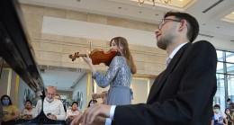 20. Afyonkarahisar Klasik Müzik Festivali NG Afyon'da başladı