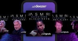 """5 dünya starı, Deezer'ın """"ASMR Sessions"""" Derlemesi için en hit şarkılarını fısıldadı"""