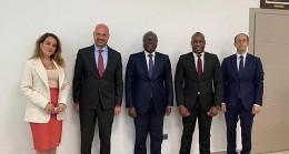 Afrika dış ticaretinin bankası Aktif Bank Benin'de