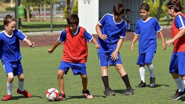Aliağalı Çocuklar Sporla Buluştu
