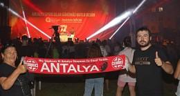 Antalyasporlular Günü coşkuyla kutlandı