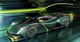 Aston martın valkryıe amr pro: ilk kez piste çıkıyor