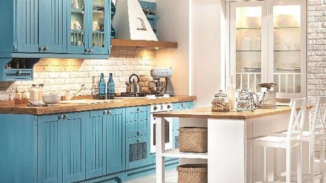 Bodrum'un Mavisi Mutfaklara Taşındı