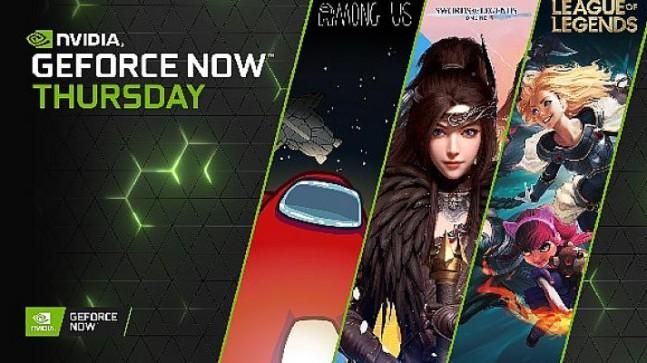 Bu Hafta GeForce NOW Kütüphanesine Sword of Legends Online, CTA- Gates of Hell: Ostfront ve Crowfall gibi Çok Oyunculu Oyunlar Geliyor