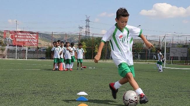 Gölbaşı Belediye Spor Kulübü Yaz Spor Okulları Başlıyor…