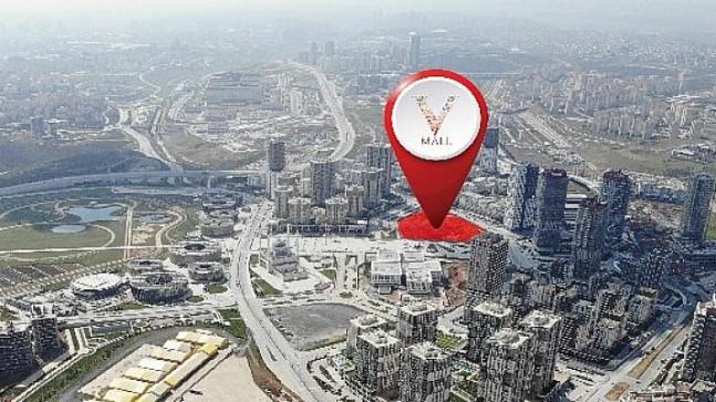 İsra Holding, V Mall İstanbul'un yönetimini Ece Türkiye'ye emanet etti