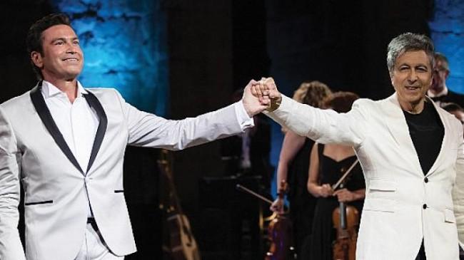 Opera Dünyasının Güçlü Sesi Mario Frangoulis, MAG'a Konuştu