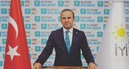 Şanlıurfa İl Başkanı Çakmaklı, Cumhurbaşkanı Erdoğan'a tepki gösterdi!