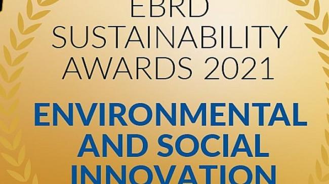 Sapro'nun biyoçözünür ıslak mendil yatırımına sürdürülebilir çevre ödülü